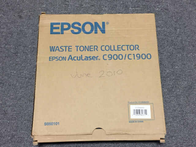 Genuine Epson S050101 Waste Toner Collector for AcuLaser C900/C9100