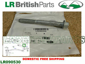 Front Lower Control Arm Bolt For Land Rover LR3 Range Rover Sport LR4 HT27S6