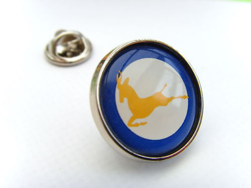 SOUTH AFRICA AIR FORCE ROUNDEL LAPEL PIN BADGE GIFT