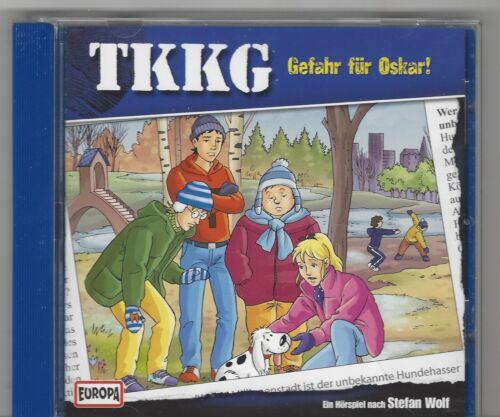 1 von 1 - TKKG - CD - Folge 162 - Gefahr für Oskar!