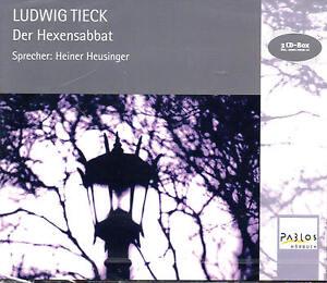 Der-Hexensabbat-Ludwig-Tieck-3-CDs-NEU-OVP