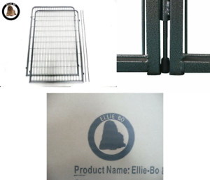 Ellie-bo Expansion Pack For Heavy Duty Modulaire Chiot écolier Stylo, 120 Cm, 2 Pi-afficher Le Titre D'origine Les Clients D'Abord
