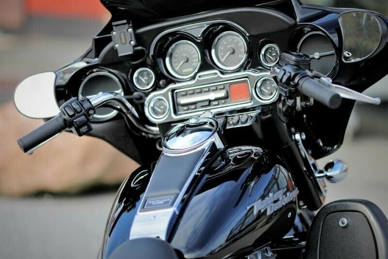 Harley-Davidson, FLHTI Electra Glide Standard, ccm 1449