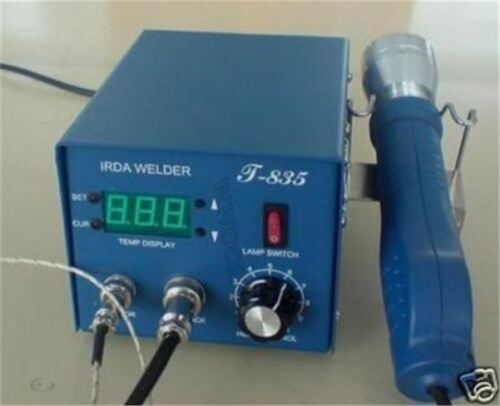 T835 IRDA Welder Infrared Heating Retravailler Station USG TQ