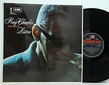 Ray Charles       Listen      His Master´s Voice       UK        NM # 57