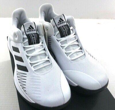 Adidas Pro Spark Low 2018 Men's Basketball Shoes AP9838 White NWD   eBay