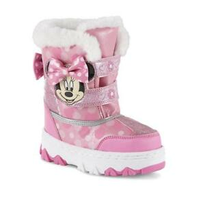 56da454412c91 Image is loading New-Toddler-Girls-039-Disney-Minnie-Mouse-Winter-