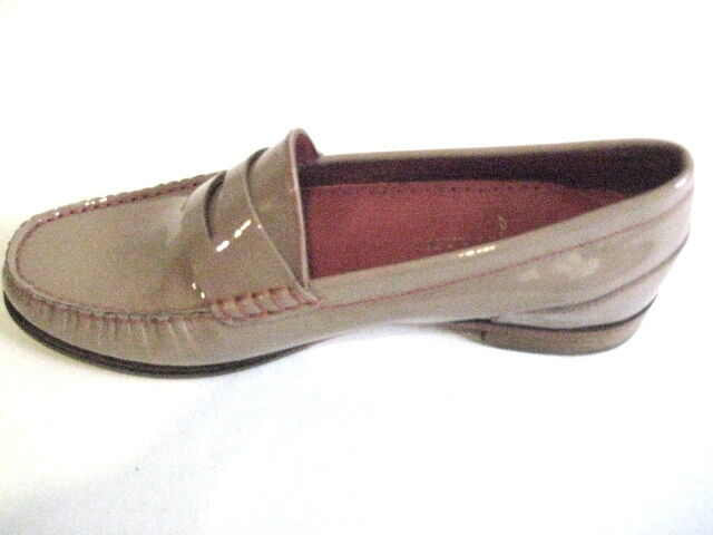 COLE HAAN LAUREL MOC LOAFER COVE 6 PATNET WOMEN Schuhe SIZE 6 COVE B D36652 88d485