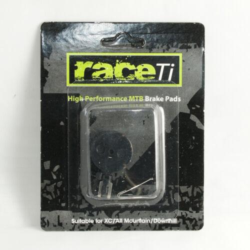 Avid BB5 Promax DSK 710 Semi Metallic Disc Hydraulic Brake Pads Shoes  by raceTi