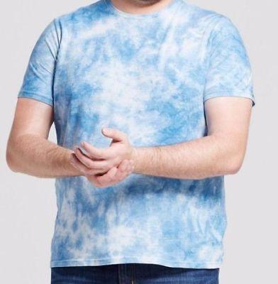 Men/'s T-shirt Verona Blue Stripes 3XB 3x Big New Mossimo Supply Co