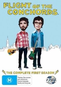 Flight-of-the-Conchords-Season-1-DVD-Brand-New