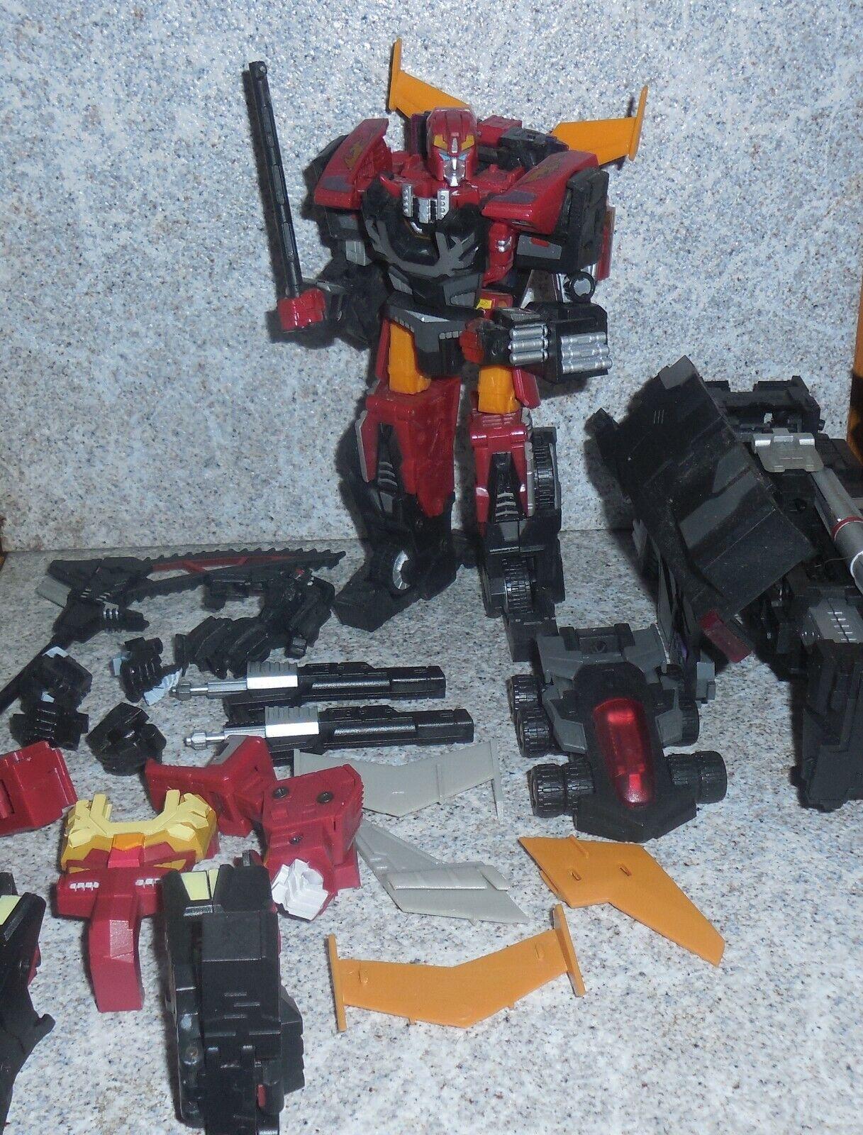 Transformers Classiques Rodimus de Luxe avec Fansproject Ombre  Scyther & Tfx-04  économiser 35% - 70% de réduction
