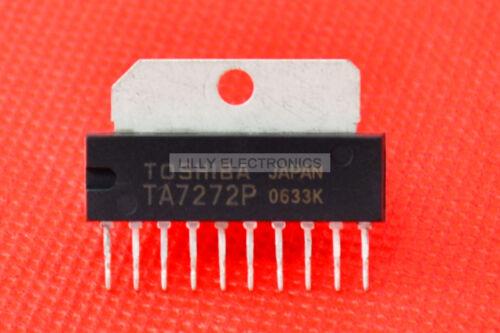 5pcs TA7272P Package:ZIP-10,DUAL POWER OPERATIONAL AMPLIFIER