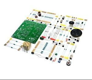 88M-108MHz-FM-Radio-DIY-Kits-DIP-For-Children-Students-learing-Analog-Circuit