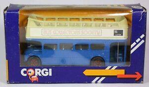 Corgi-C570-AEC-Routemaster-London-Bus-Collectors-Society-1-64-OVP-9905-31-39
