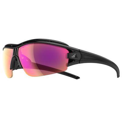 Adidas Evil Eye Halfrim Pro A198 6099 Lst Bright Vario Occhiali Da Sole Ruota Corsa Sci-mostra Il Titolo Originale