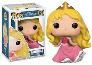 Funko Pop Disney! Princesses Wave 2 Ensemble de 4 Figurines Vinyle - En Stock-