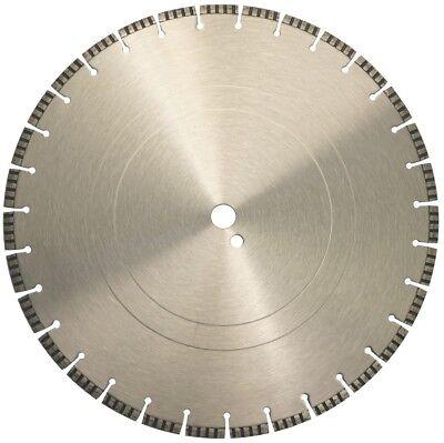 Diamant-Trennscheibe Diamantscheibe 450 x 30 mm Turbo Laser Beton Granit