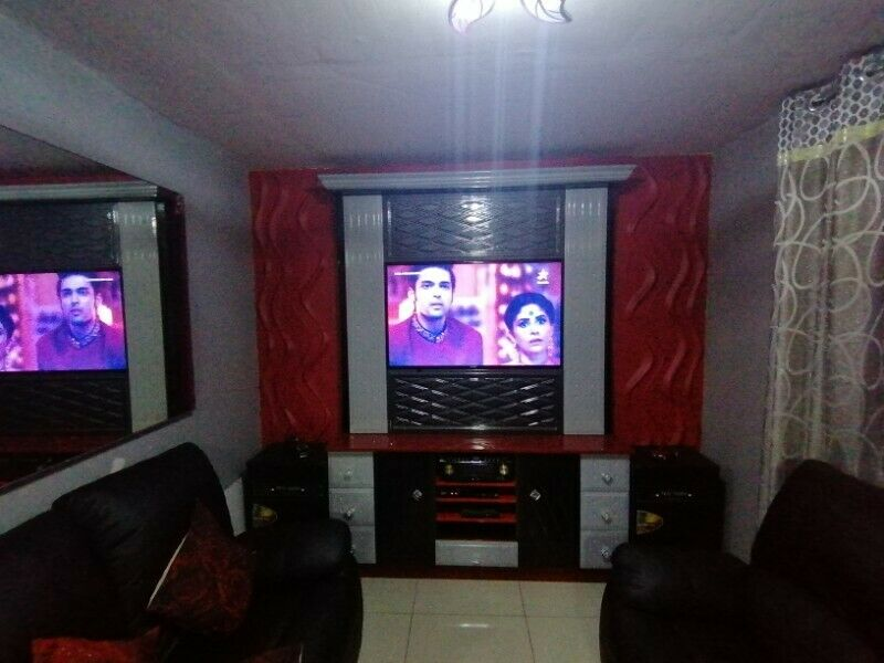 EXCLUSIVE MODERN TV STANDS/ FEATURE WALLS CUSTOM MADE