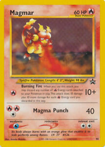 Magmar-Black-Star-Promo-44-Collectible-Pokemon-Card-New-Mint