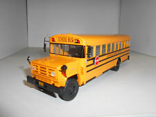 GMC S 6000 SCHOOL BUS 1969 AUTOBUS & AUTOCARES DEL MUNDO HACHETTE 1:43