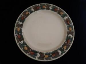 Adams Pottery, Porcelain & Glass Antique Stunning Adams Royal Ivory Titian Ware Extremely Rare Plate 1905.