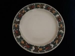 Antique Stunning Adams Royal Ivory Titian Ware Extremely Rare Plate 1905. Pottery, Porcelain & Glass