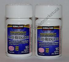 Kirkland Ranitidine 150 mg Tablet Maximum Strength Acid Reducer Heartburn Relief