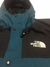 Vtg North Face Gore Tex All Weather Jacket Parka M Color Block TNF Supreme