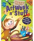 Artwork N' Stuff by Hinkler Books (Paperback, 2008)