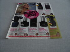 H240 CHRISTINA AGUILERA '2007 ENGLISH CLIPPING