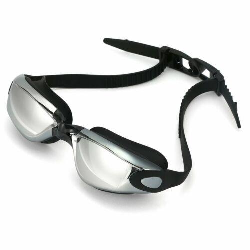 OUTAD Anti Fog UV Protection Triathlon Swim Swimming Goggles No Leaking BE