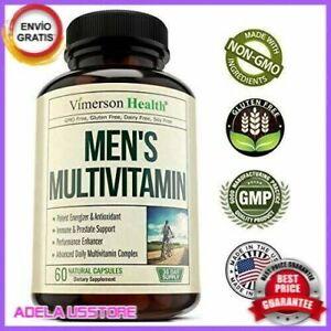 vitaminas para hombres para hombres