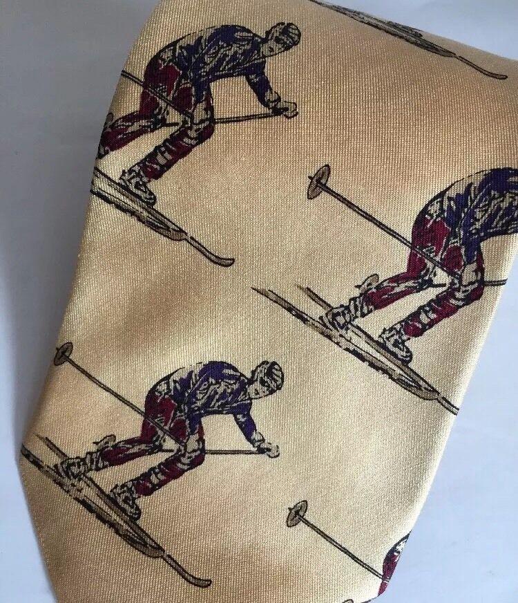Robert Talbott Pebble Beach Men's Silk Necktie Wi… - image 5