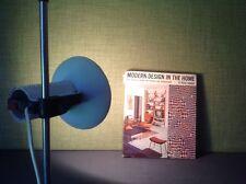 Vintage White Metal Desk Lamp Made In Poland Retro Adjustable Bedside Lamp