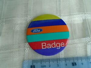 Vintage Ford Button Badge