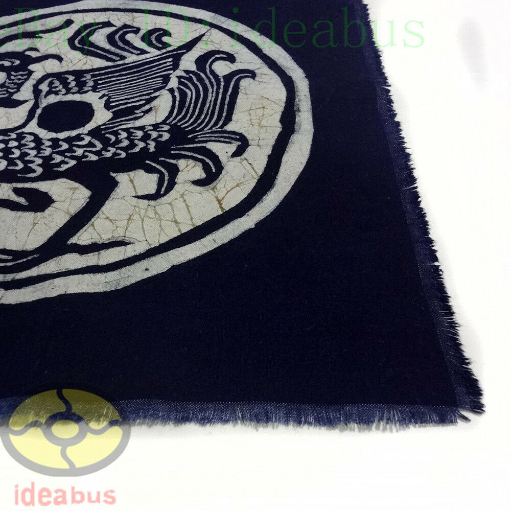 China Art Decor Wall Hanging Batik Tapestry Kerchief the gods in 4 orientations