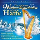 Die schönsten Weihnachtsmelodien auf der Harfe von Engelbert Aschaber (2011)