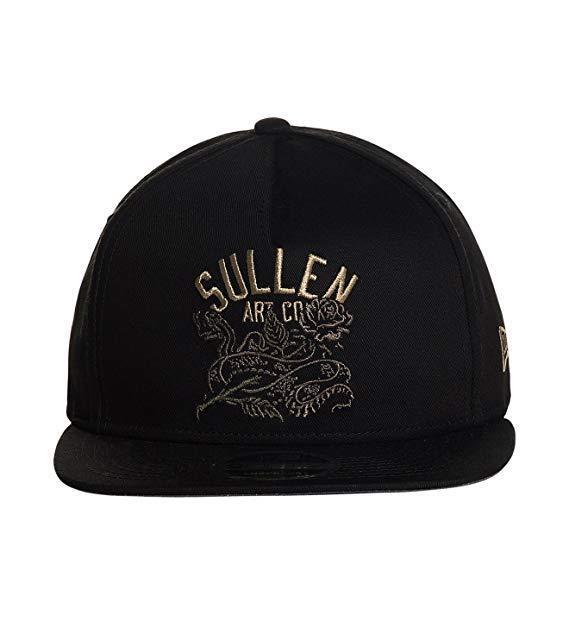Sullen Clothing New Era Protected Flower Tattoos Art Snapback Cap Hat  SCA2002 4627362d5c2c