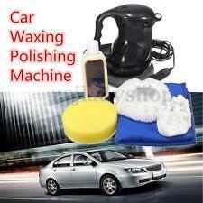 12V 60W Electric Polisher Paint Car Buffer Waxing Cleaning Polishing Machine
