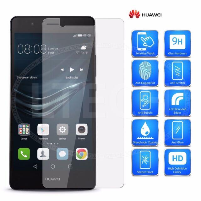Pellicola Vetro Temperato per Huawei P20/P10/P9/P8/Mate 20 10 Pro/Plus/Lite/2017