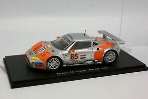 Spark-1-43-Spyker-C8-Spyder-N-85-Le-Mans-2006