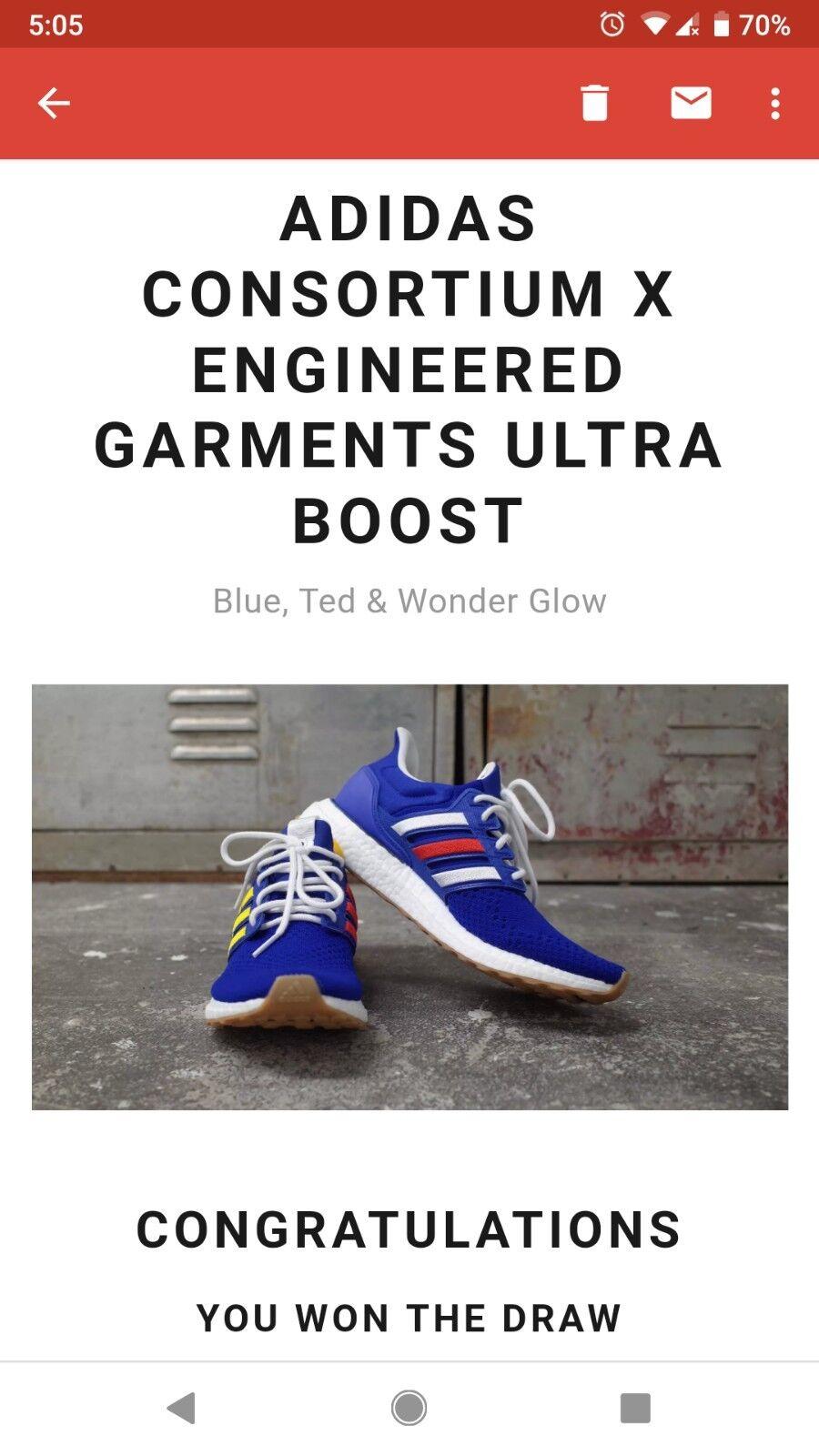 Adidas consorzio x progettato indumenti ultra impulso | Forma elegante  | Scolaro/Signora Scarpa
