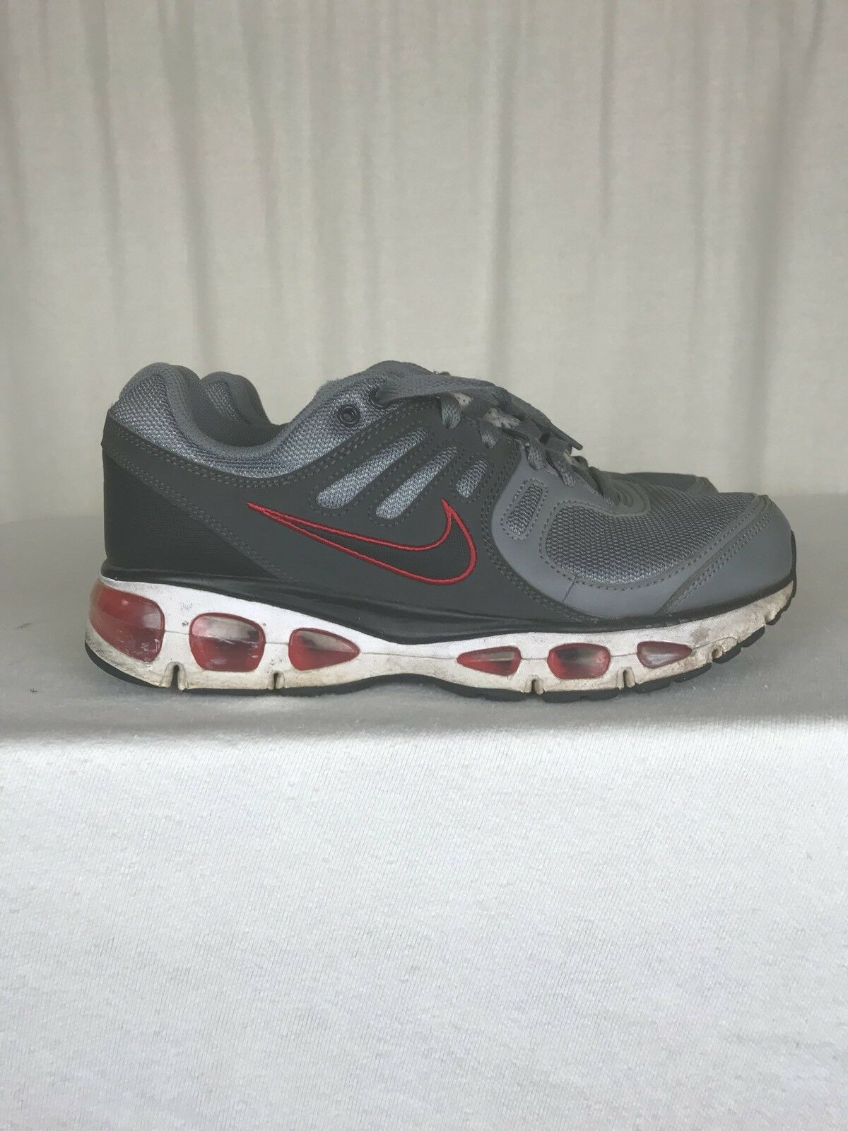 NIKE AIR MAX TAILWIND 2010 RUNNING SHOES SIZE 6 Grade School 454504-008 E Comfortable and good-looking