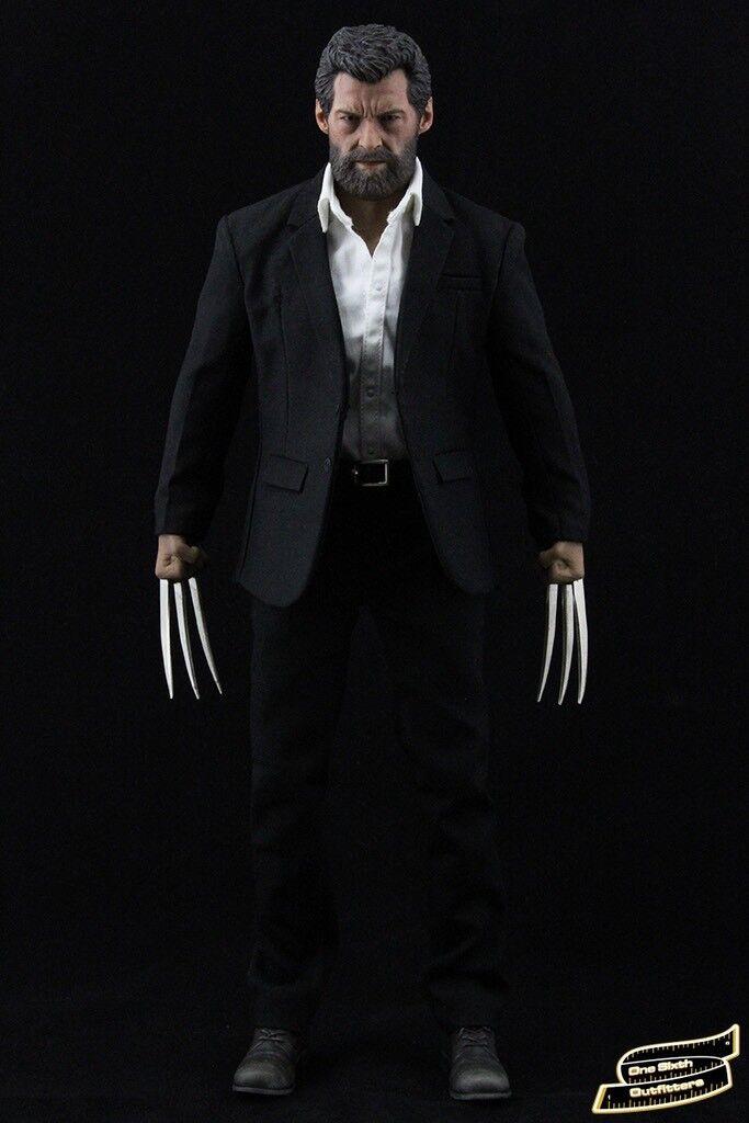 Wolverine Logan And Laura Acción Figura