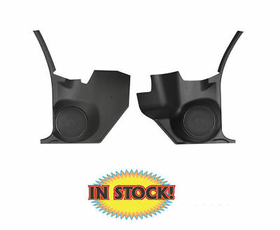 Custom Autosound KCHV-6872A 1968-72 Chevelle Kick Panel Speakers w//AC 100 Watt