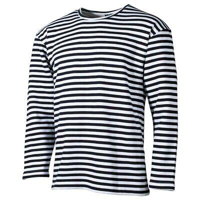 Gr.XL Russland Marine T-Shirt Telnjaschka Winter
