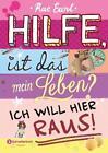 Hilfe, ist das mein Leben?, Band 01 von Rae Earl (2016, Gebundene Ausgabe)
