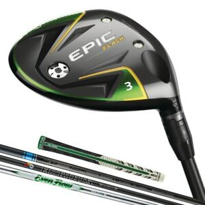 New-2019-Callaway-Epic-FLASH-Fairway-Wood-Choose-Your-Loft-Flex-and-Shaft