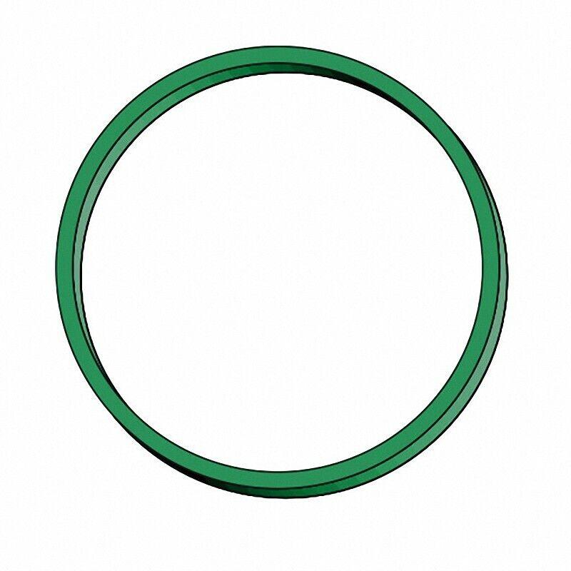 (EUR 17,61 kg-EUR 26,89 kg) Gummiringe Naturkautschuk grün 1 mm Ø 5 cm 50 gr